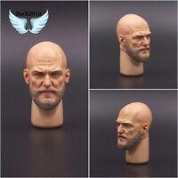 1/6 Iron Man BOSS Bearded Mango Head Sculpt A-20 Fit12'' Male Body Action Figure