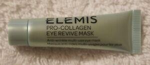 Elemis Pro-Collagen Eye Revive Mask 4ml sealed