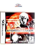 Alex Rider Stormbreaker Nintendo DS PAL/EUR Precintado Videojuego Nuevo New