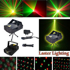 LED Laser LICHT Projector für DJ Disco Bar Stage Party Lighting KTV Party XmasDE