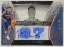 2008-09 UD SP Rookie Threads Morris Almond Signature Threads Rookie Jersey #/799
