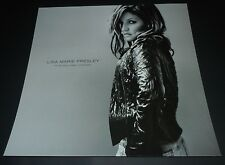 LISA MARIE PRESLEY~To Whom It May~Promo Poster Flat~Double Sided~12x12~NM~2003