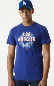 Los Angeles Dodgers New Era MLB Heritage Graphic T-Shirt