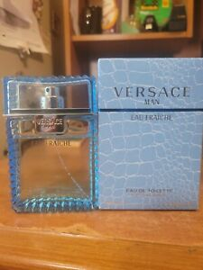 Versace Man EAU FRAICHE edt By Versace Fragrance