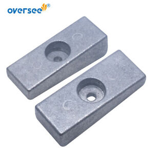41109-ZW1 Zinc Anode Side Pocket For Honda Outboard 4T BF60-BF225 41109-ZW1-03