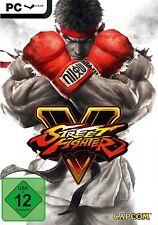 Street Fighter V (5) - STEAM KEY - Code - Download - Digital - PC