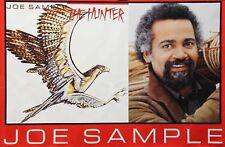 Joe Sample 1983 The Hunter Mca Records Promo Poster 5397 Authentic Original