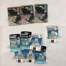 10 Landscape Bulbs - (6) 35w Bulbs (3) 20w Bulbs (1) 50w Bulb