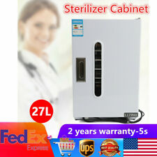 15W 110V Dental Medical UV Disinfection Cabinet Dental Equipment Sterilizer 27L