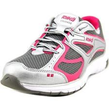 Zapatillas deportivas de mujer de tacón bajo (menos de 2,5 cm) Color principal Gris Talla 38.5