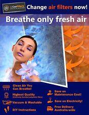 550x750mm Air Conditioner Return Air Filter Media Material - G2 - Universal