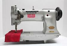 CONSEW 225 Walking Foot 1-Needle 2-Thread Industrial Sewing Machine Head Only