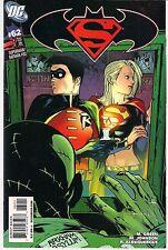 SUPERMAN BATMAN #62 DC 09/09 STAND ALONE SUPERGIRL & TIM DRAKE ROBIN TEAM-UP NM-
