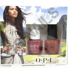 NEW! OPI PERU GELCOLOR & LACQUER DUO PACK #3 GC202