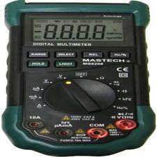 Mastech Ms8268 Ms8261 Series Digital Ac/Dc Auto/Manual Range Digital Lcd Display
