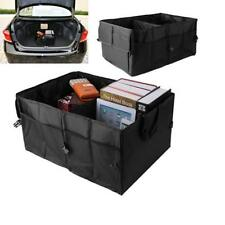 Car Boot Tidy Storage Box Trunk Organiser Travel Holder Foldable Collapsible FI