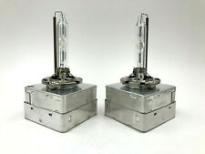 2x OEM BMW HID Xenon Philips D1S Headlight Headlamp Bulb 63217217509