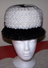 """Vintage Womens' CLOCHE HAT - Approx 21 1/8"""" - Size Small - EUC!"""