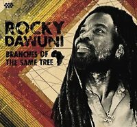 Rocky Dawuni - Branches Of The Same Tree [CD]