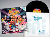 Disney - Mickey's Rock Around the Mouse (1987) Vinyl LP • Little Richard