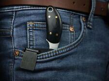 Böker Plus Pocket Knife G10 440C festst. Klinge Kydexscheide mit neuem ULTICLIP