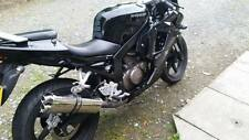 Hyosung GTR125 GT125 Comet Stainless Tri-oval twin outlet ROAD LEGAL MTC Exhaust