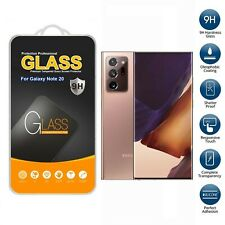 Tempered Glass Full Screen Protector For Samsung Galaxy Note 20