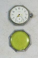 Antique Waltham Riverside Mdl. 1894 17J Octagon Open-Faced Pocket Watch C. 1897