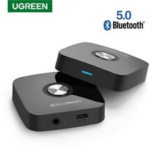 Ugreen 5.0 Wireless Bluetooth Receiver Headphone 3.5MM Audio Stereo Adapter
