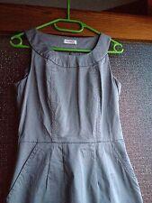 ORSAY Kleid Gr. 36/S Etuitkleid, Buisness, Grau NEU
