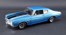 1970 CHEVY CHEVELLE SS 396 ASTRO BLUE 1:18 GUYCAST ACME DIECAST CAR VINTAGE GMP