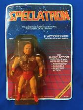 1984 Speclatron Hero MOC S & T Sales Inc. He-Man MOTU Knock-off