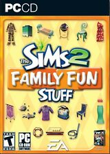 The Sims 2 Family Fun Stuff expansion pack PC Games Windows 10 8 7 XP Computer