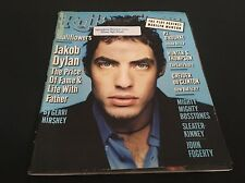 1997 Rolling Stone Magazine: The Wallflowers Jakob Dylan - Price of Fame Cover