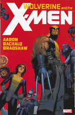Wolverine and the X-Men by Jason Aaron Volumes 1-6 TPBs Marvel OOP