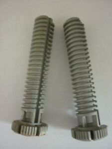 Genuine Miele dishwasher foot x 2- G600 series- 5383720