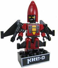 Transformers Kre-O Thrust Series 3 Kreon Complete LEGO MEGA CONSTRUX G1 BLOKS