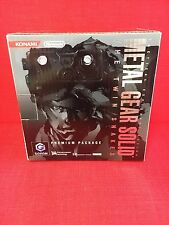 Gamecube Metal Gear Solid Twin Snakes Console Japan *EXCELLENT - BOMB SALE*