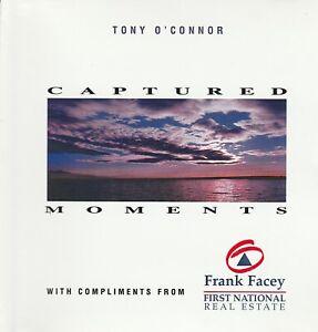 Tony O'Connor Captured Moments  CD