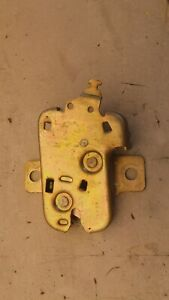 90-05 MAZDA MX-5 MIATA OEM rear trunk hatch latch hinge mechanism lock ACTUATOR