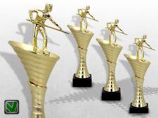 Billard Pokale 3er Pokalserie OLYMP Billard mit Gravur Pokale günstig kaufen