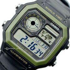 Casio retro MILITARY aviator 3 traveler vintage watch orologio MONTRE g shock