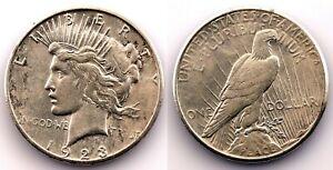 EEUU - 1 Dolar. 1923. San Francisco. EBC-/XF- Plata 26,7 g.