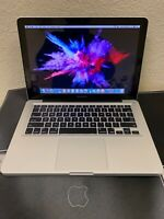 "Apple Macbook Pro 13""  i5 / 8GB + 500GB / MAC OS HIGH SIERRA + 2YR WARRANTY"