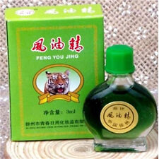 Famous TIGER Balm Brand Medicated Oil Pain Relief, Refresh 3ml Free Ship ♫