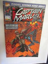 """Marvel Heroes Hors Série Numéro 9 de Déc. 2001 """"Captain Marvel"""" /Panini"""