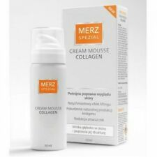 MERZ SPEZIAL / COLLAGEN CREAM MOUSSE / for healthy and beautiful skin / 50 ML