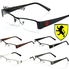 7be21a6508b Khan Mens Women Clear Fake Lens Rectangular Eye Glasses Nerd Retro Fashion  Frame