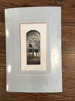 Sonia Gilbert Solstice D'ete' Limited Edition Print Signed Numbered Art 83/400