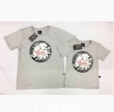 CHICAGO ADULT AND SON SHIRT S-L (EO) - GRAY (FATHER'S SIZE SMALL)